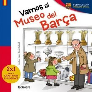 TRADICIONES FCB: VAMOS AL MUSEO DEL BARÇA