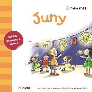 EL MEU MES: JUNY