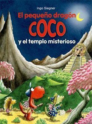EL PEQUEÑO DRAGÓN COCO 20: Y EL TEMPLO MISTERIOSO