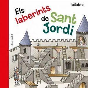 TRADICIONS JUGUEM: ELS LABERINTS DE SANT JORDI