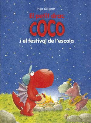 EL PETIT DRAC COCO 21: I EL FESTIVAL DE L'ESCOLA