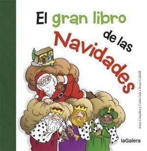 TRADICIONES: EL GRAN LIBRO DE LAS NAVIDADES