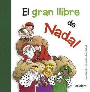 TRADICIONS: EL GRAN LLIBRE DEL NADAL