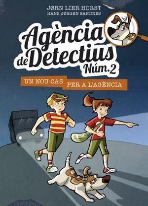 AGÈNCIA DE DETECTIUS [NÚM.2] 1: UN NOU CAS PER A L'AGÈNCIA