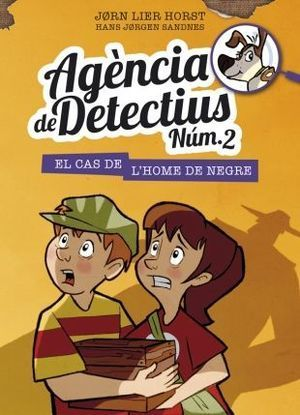 AGÈNCIA DE DETECTIUS [NÚM.2] 2: EL CAS DE L'HOME NEGRE