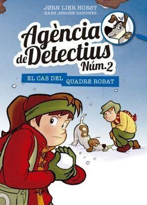 AGÈNCIA DE DETECTIUS [NÚM.2] 4: EL CAS DEL QUADRE ROBAT