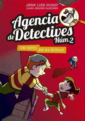AGENCIA DE DETECTIVES [NÚM. 2] 3: UN RETO EN 24 HORAS