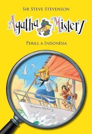 AGATHA MISTERY 25: PERILL A INDONÈSIA