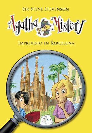AGATHA MISTERY 26: IMPREVISTO EN BARCELONA