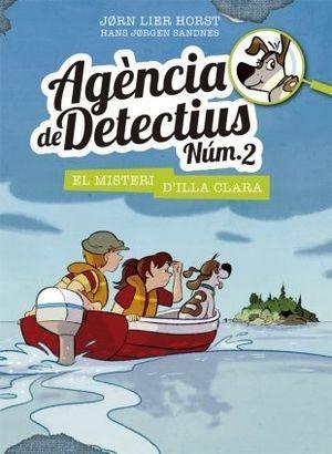 AGÈNCIA DE DETECTIUS [NÚM.2] 5: EL MISTERI D'ILLA CLARA