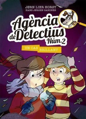 AGÈNCIA DE DETECTIUS [NÚM.2] 6: UN CAS BRILLANT