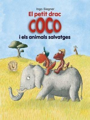 EL PETIT DRAC COCO 24: I ELS ANIMALS SALVATGES