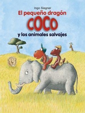 EL PEQUEÑO DRAGÓN COCO 24: Y LOS ANIMALES SALVAJES