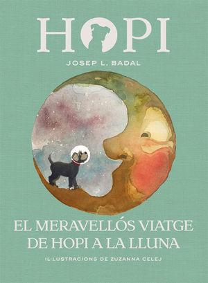 HOPI 10: EL MERAVELLÓS VIATGE DE HOPI A LA LLUNA
