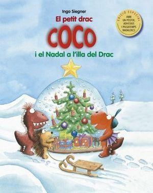 EL PETIT DRAC COCO ESPECIAL: I EL NADAL A L'ILLA DEL DRAC