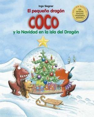 EL PEQUEÑO DRAGÓN COCO ESPECIAL: Y LA NAVIDAD EN LA ISLA DEL DRAGÓN