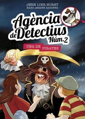 AGÈNCIA DE DETECTIUS [NÚM.2] 11: UNA DE PIRATES