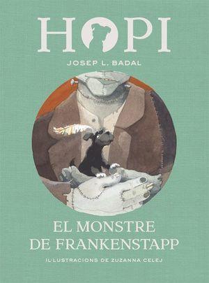 HOPI 12: EL MONSTRE DE FRANKENSTAPP