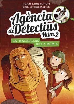 AGÈNCIA DE DETECTIUS [NÚM.2] 12: LA MALEDICCIÓ DE LA MÒMIA