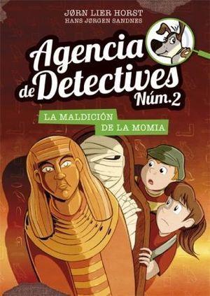 AGENCIA DE DETECTIVES [NÚM.2] 12: LA MALDICIÓN DE LA MOMIA