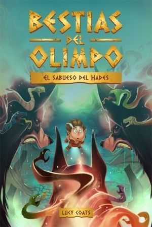 BESTIAS DEL OLIMPO 2: EL PERRO DEL HADES