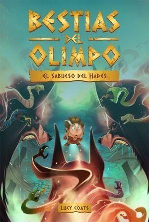 BESTIAS DEL OLIMPO 2: EL PERRO DEL HADES