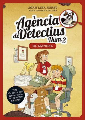 AGÈNCIA DE DETECTIUS NÚM. 2 - MANUAL DEL DETECTIU