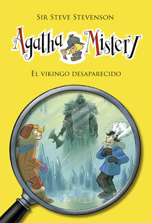AGATHA MISTERY 28. EL VIKINGO DESAPARECIDO