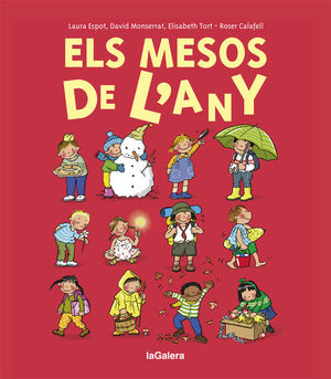 ELS MESOS DE L'ANY