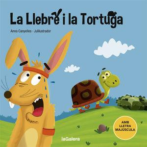 LA LLEBRE I LA TORTUGA - PAL
