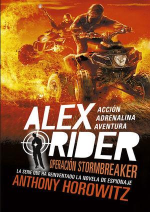 ALEX RIDER 1: OPERACIÓN STORMBREAKER