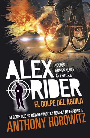 ALEX RIDER 4: EL GOLPE DEL ÁGUILA