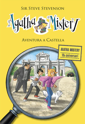 AGATHA MISTERY 29: AVENTURA A CASTELLA