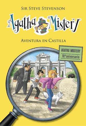AGATHA MISTERY 29. AVENTURA EN CASTILLA