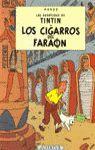 TINTÍN 3: LOS CIGARROS DEL FARAÓN