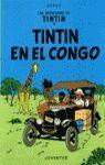 TINTÍN 2:  EN EL CONGO