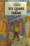 TINTIN 4: ELS CIGARS DEL FARAÓ