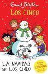 LOS CINCO: LA NAVIDAD DE LOS CINCO