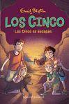 LOS CINCO 3: LOS CINCO SE ESCAPAN