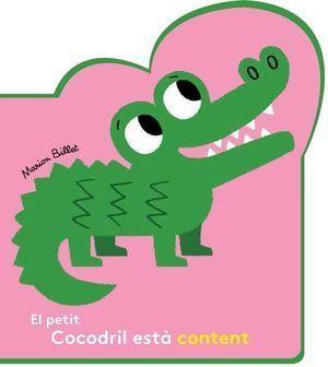EL PETIT COCODRIL ESTÀ CONTENT