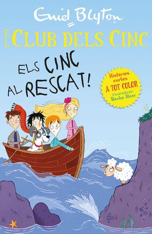 CLUB DELS CINC: ELS CINC AL RESCAT!