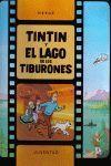 TINTÍN 25: Y EL LAGO DE LOS TIBURONES