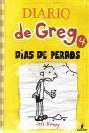 DIARIO DE GREG 4 DÍAS DE PERROS