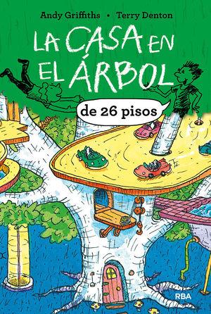 LA CASA EN EL ÁRBOL DE 26 PISOS.