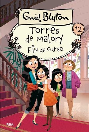 TORRES DE MALORY 12: FIN DE CURSO.