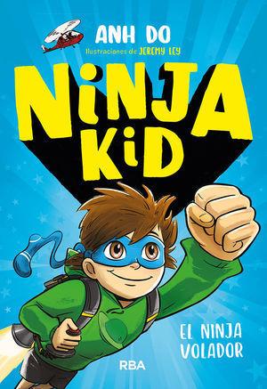 NINJA KID 2: EL NINJA VOLADOR