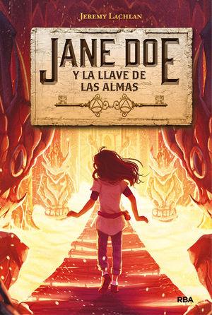 JANE DOE 2:  Y LA LLAVE DE LAS ALMAS