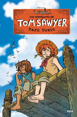 CLÁSICOS TOM SAWYER