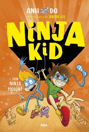 NINJA KID 4: ¡UN NINJA MOLÓN!