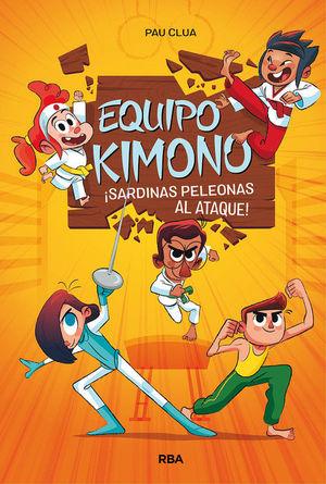 EQUIPO KIMONO